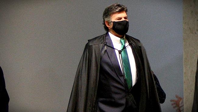 Futuro presidente do STF Luiz Fux Paulo Guedes gênio do governo