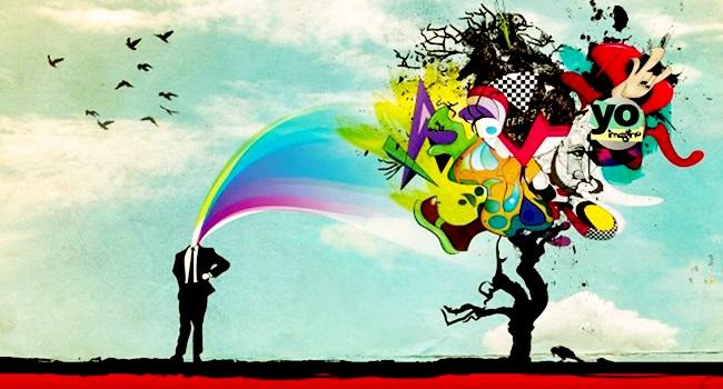 Gente de imaginação gente perigosa educação criatividade