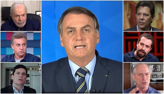 pesquisa eleições 2022 bolsonaro