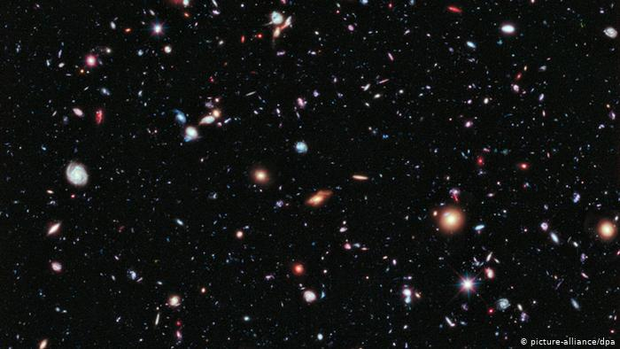 aristóteles universo profundo