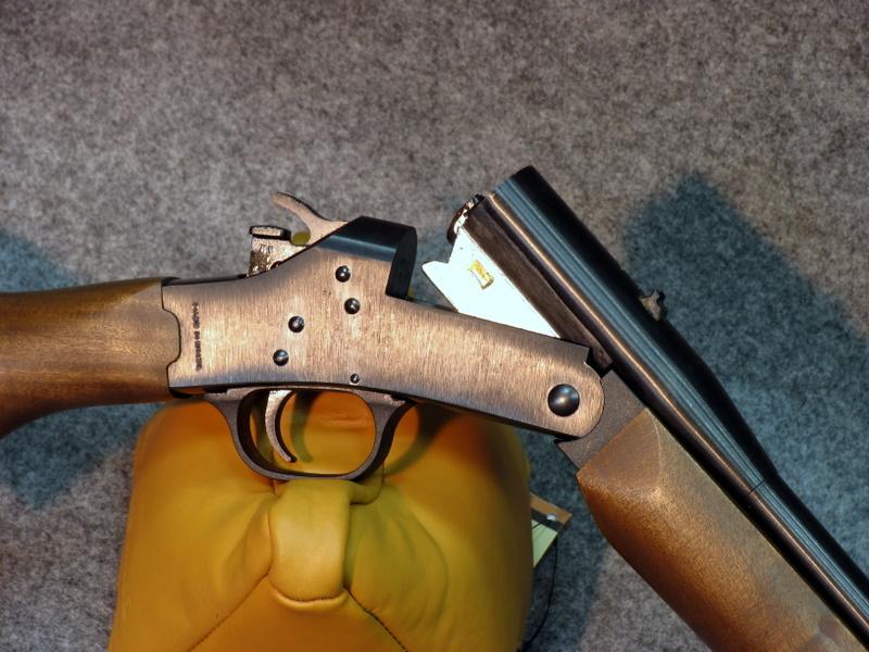 arma de fogo disparo acidental