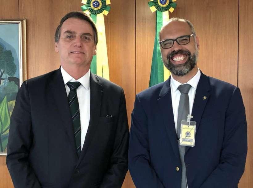 Bolsonaro Allan dos Santos