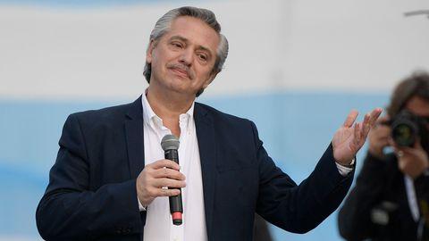 Alberto Fernández grandes fortunas