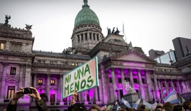 Violência contra a mulher e resistência América latina