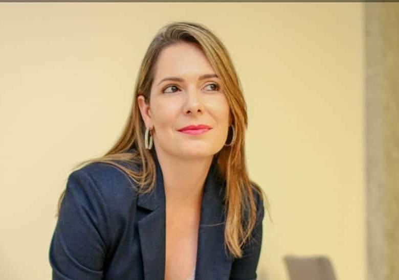a delegada Patrícia Domingos