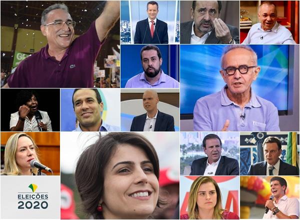 pesquisas eleições 2020
