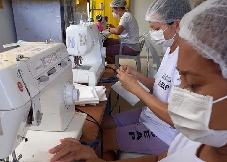 Reinserção social Paraíba anuncia linha de crédito mulheres pena