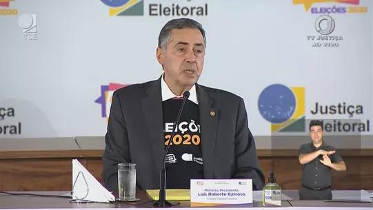 Luís Roberto Barroso tse
