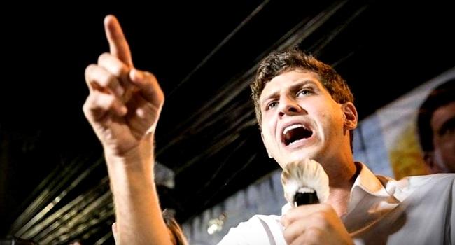 João Campos venceu a acirrada disputa em Recife marília arraes