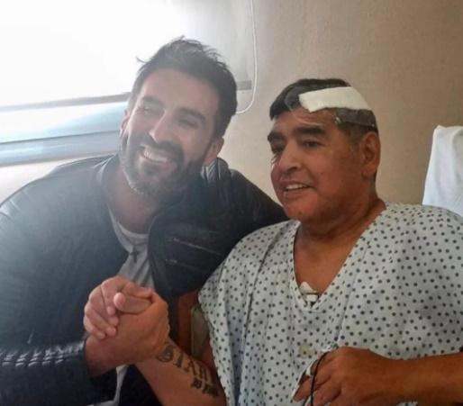 maradona cirurgia ultima entrevista
