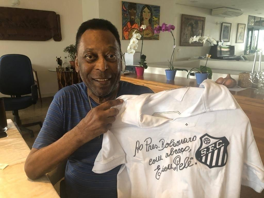 Pelé Bolsonaro