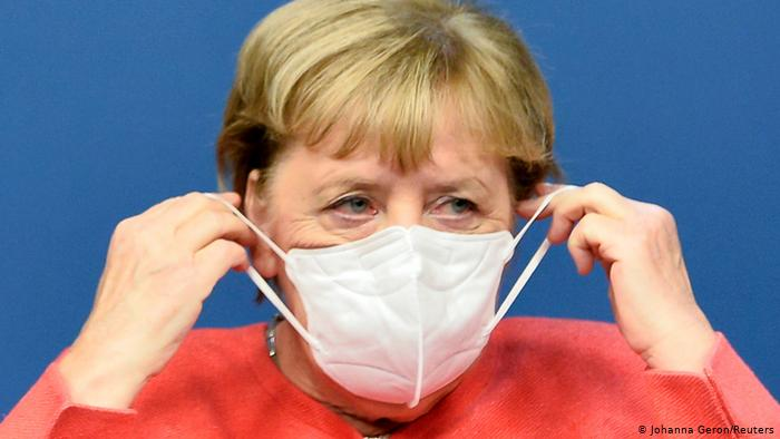 Angela Merkel covid alemanha