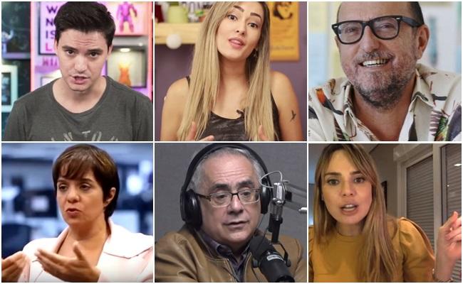 detratores governo bolsonaro