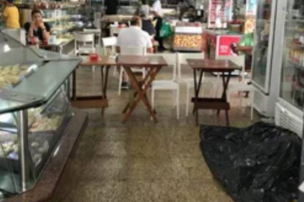 morador de rua padaria ipanema