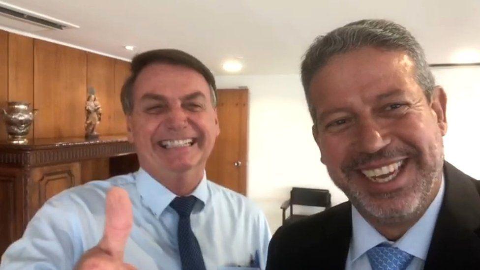 Bolsonaro Arthur Lira
