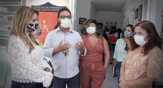 Governo da Paraíba benefícios Associação que trabalha com pessoas com deficiência