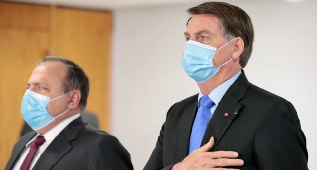 intransparência pública do Governo Jair Bolsonaro coronavírus