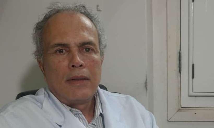 médico Lécio Patrocínio