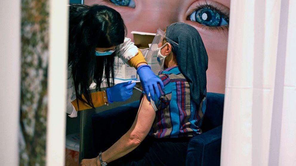 vacina israel vacinação no mundo