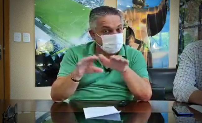 Após morte de bebê prefeito recomenda tratamento precoce covid coronavírus