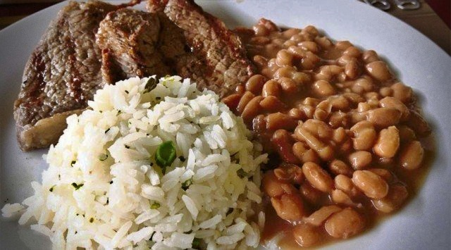 Arroz feijão carne mais caros Brasil economia brasileira alimentação fome pandemia