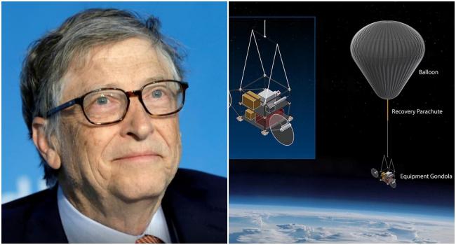 Bill Gates inicia plano escurecer Sol reduzir aquecimento global