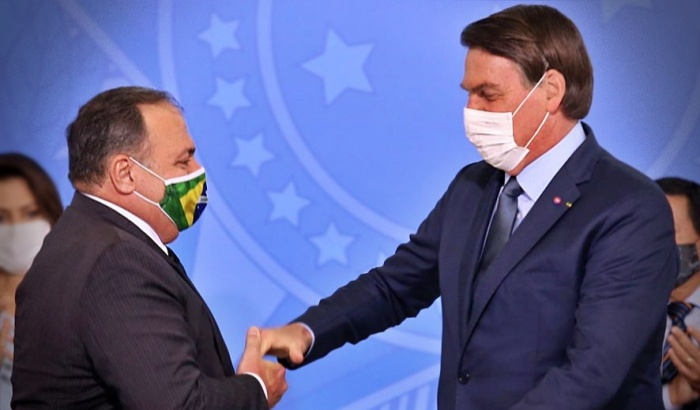 Covid-19 Brasil engata ponto morto esperando milagre