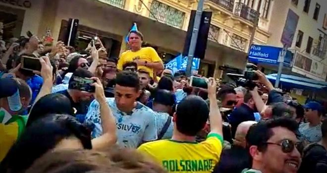Delegado investigou facada Bolsonaro ameaçado