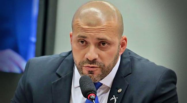 Deus morreu pode prisão do deputado Daniel Silveira