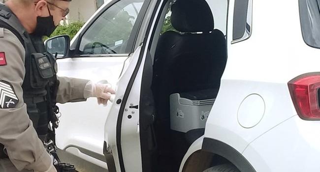 Enfermeira que transportava 70 doses de vacina contra Covid é assaltada na PB