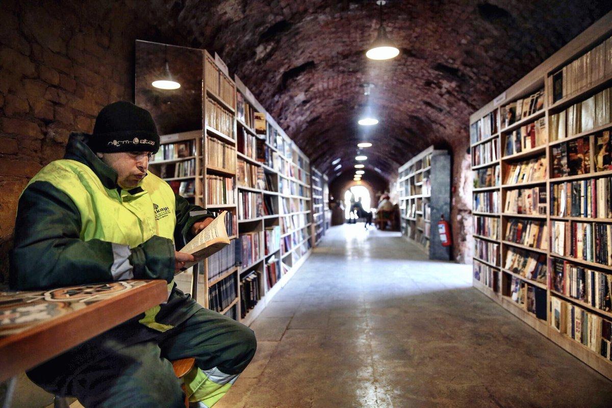 garis biblioteca turquia