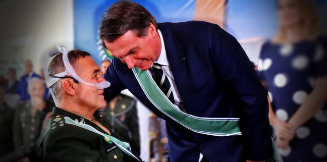 General Villas Bôas revela atuação política do Exército que culminou na eleição de Bolsonaro