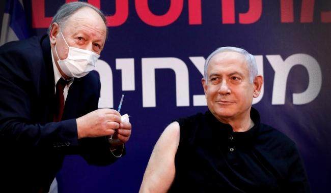 Israel vacinas reconhecimento Jerusalém capital
