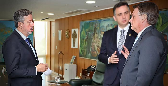 dirceu Vitória Arthur Lira já deu partida 2022 jair bolsonaro deireita