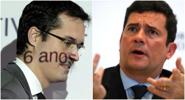 Novas conversas Moro e Dallagnol revelam maior escândalo do Judiciário brasileiro
