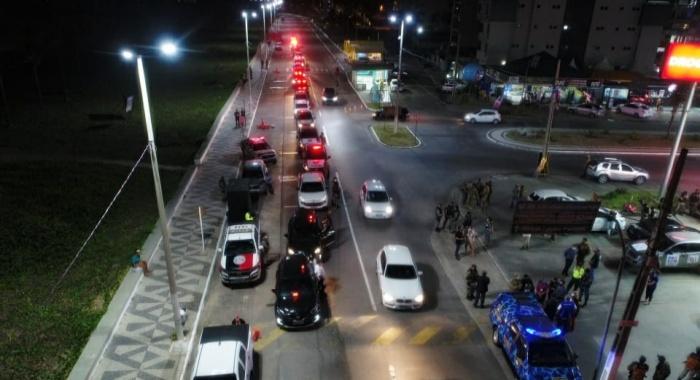 Operação Previna-se Paraíba intensifica trabalho contra aglomerações pandemia coronavírus