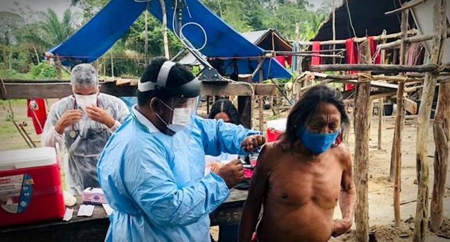 Plano de vacinação contra Covid-19 exclui indígenas do RN e PI