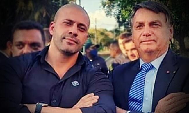 Além porrada Daniel Silveira gente oferecem Brasil
