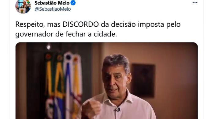 Prefeito de Porto Alegre conclama população morrer empresários