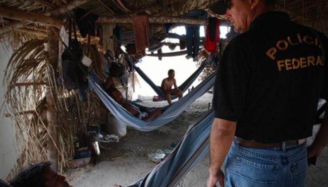 Trabalhadores em situação de escravidão são resgatados Paraíba brasil
