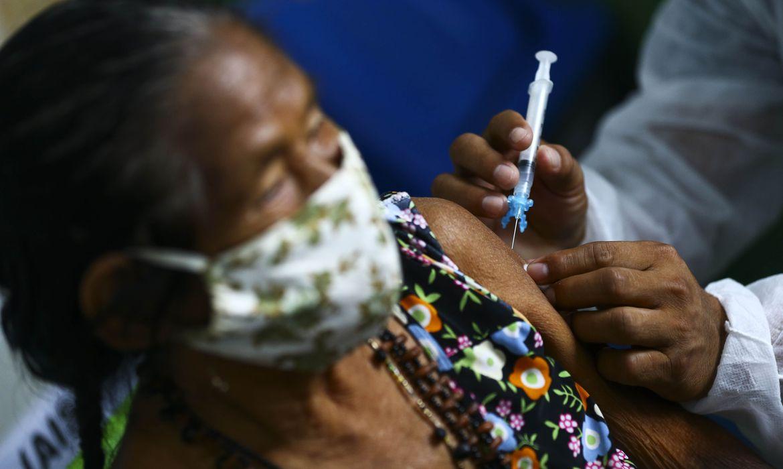 vacina índios pastores evangélicos