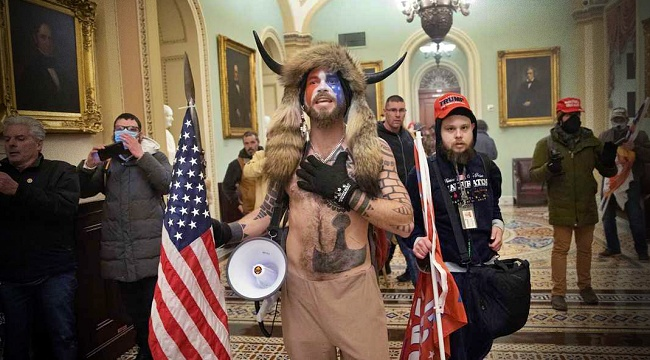 Viking invadiu Capitólio testemunhar contra Trump decepção