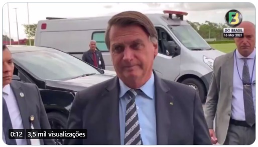 Bolsonaro debate Lula