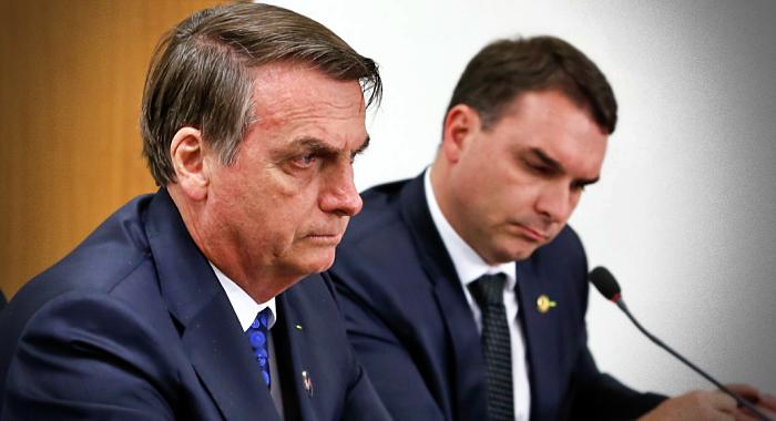 Bolsonaro incentivou Flávio a comprar mansão milhões Brasília