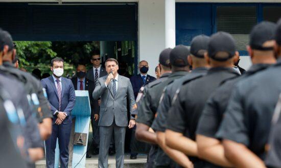 bolsonaro mobilização nacional pms
