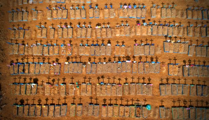brasileiros morreram mimimi frescura covid bolsonaro negacionista genocida