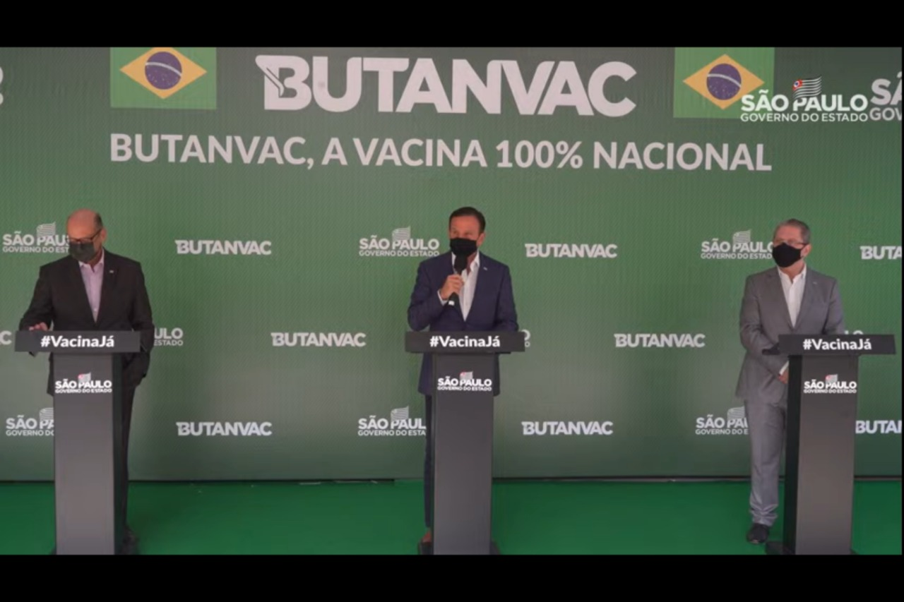 Butanvac vacina brasileira