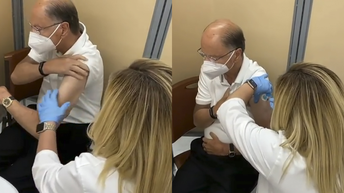 Edir Macedo vacina
