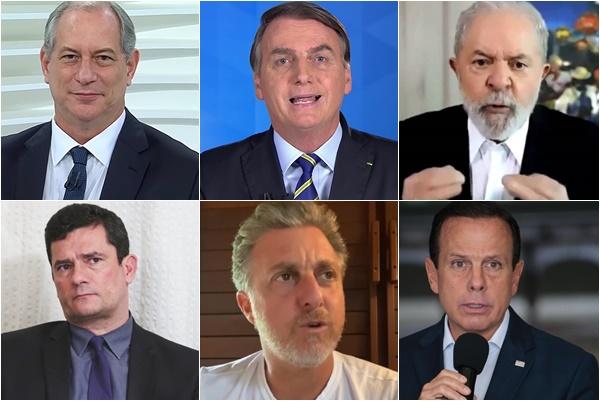 candidatos presidencia 2022 pesquisa
