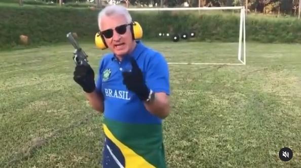 empresário ameaça Lula